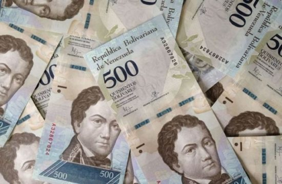 Billetes de Bs. 500