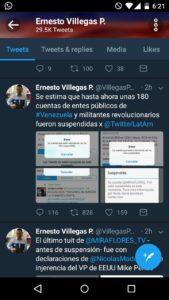 Denuncian 180 cuentas suspendidas