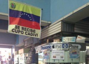 Al cruzar la frontera aparecían estos carteles
