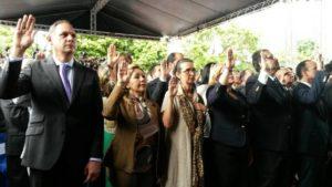 Magistrados del TSJ paralelo / Foto: El Nacional