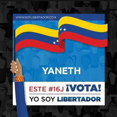 """Los electores ahora son """"libertadores"""""""