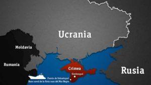 Ucrania perdió Crimea, que ahora es parte de Rusia