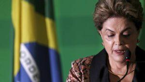 Dilma Roussef: destituida por la cúpula corrupta
