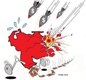 El dólar ha sido un arma terrible