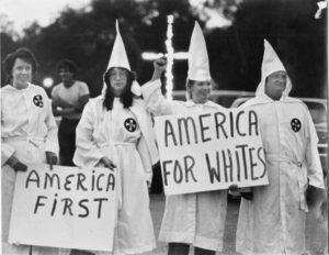 El racismo es la principal causa de crímenes de odio