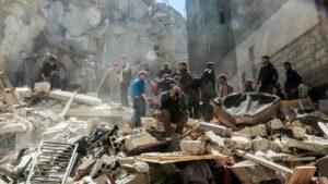 La guerra en Siria ha sido devastadora