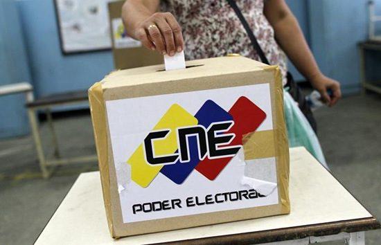Votar CNE