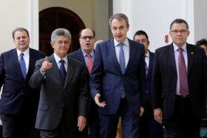 La oposición desechó la mesa de diálogo /El Siglo