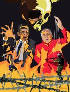¿Quien maneja los hilos del poder?
