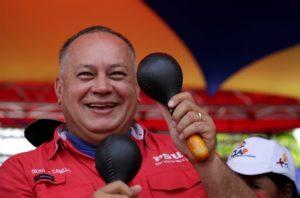 Diosdado se perfila como el jefe oculto