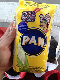Paquete de Harina PAN, de Polar