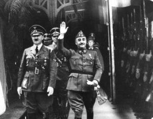 La alianza Hitler - Franco le ahorró esfuerzos a ambos