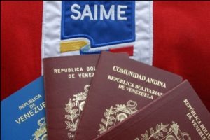 Los pasaportes han cambiado poco