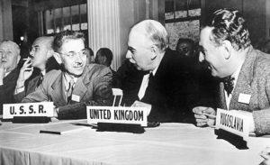 En Bretton Woods se definió la economía de la postguerra