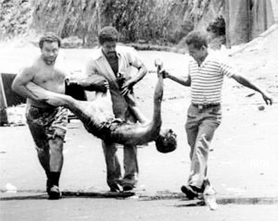 El sacudón dejó más de 3 mil muertes violentas