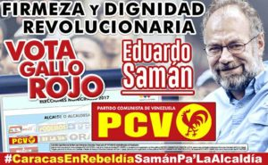 Samán es una alternativa al PSUV