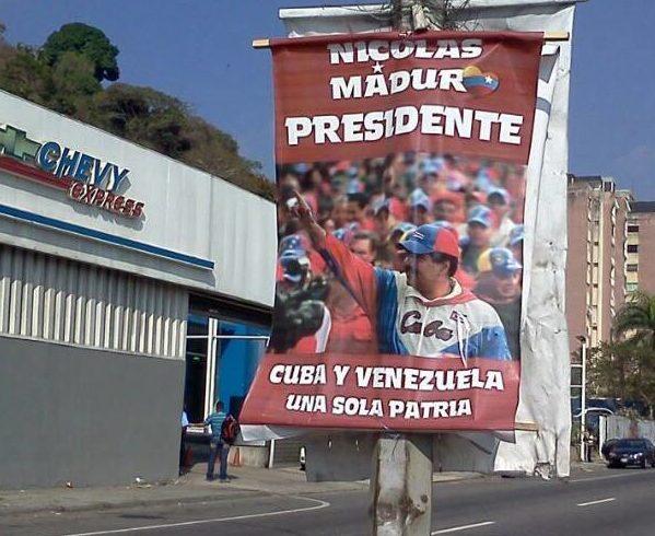Cartel en la Rio de Janeiro
